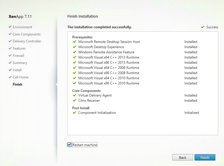 Configure a Citrix XenApp 7 x Server in Microsoft Azure