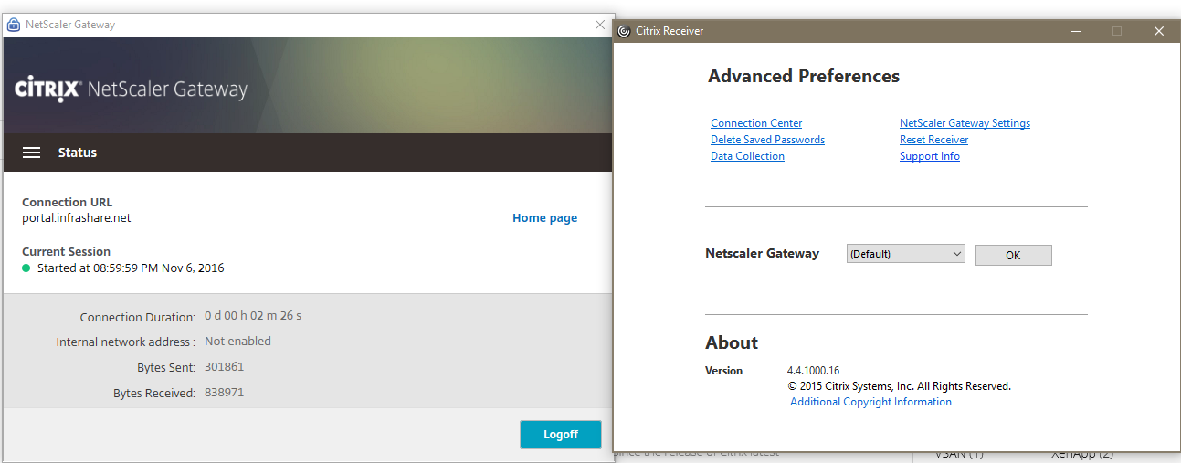 Install and configure NetScaler 11 1 Unified Gateway (VPX