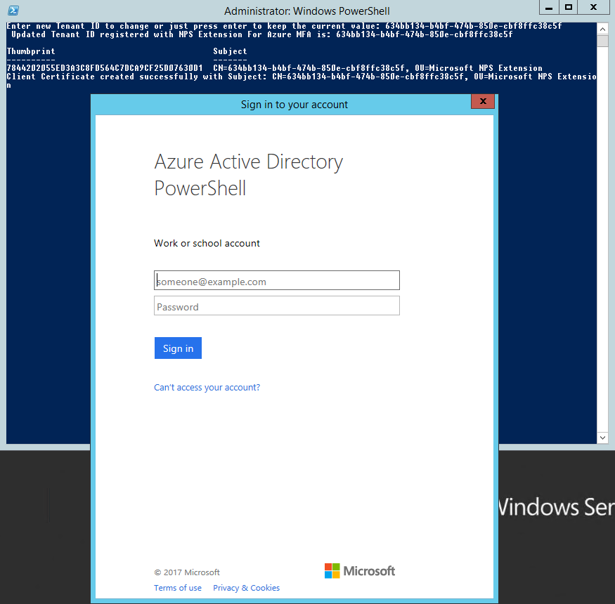 Using Azure MFA as Citrix ADC – NetScaler RADIUS using the