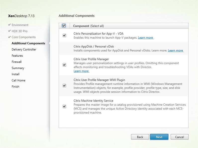 Install and Configure XenDesktop 7.13, including Windows 10 (MCS ...