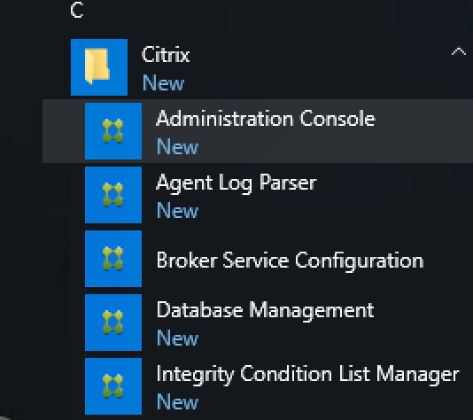 How to configure Citrix Workspace Environment Management 4.x ...