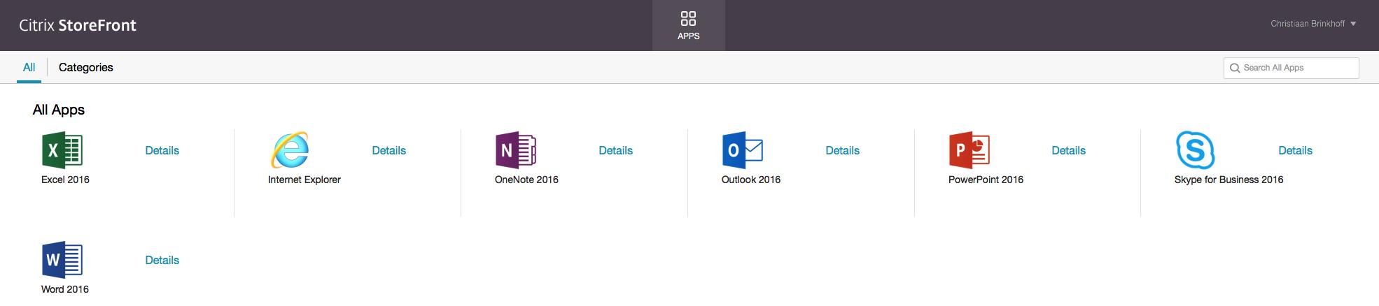 Configuring Citrix Virtual Apps – XenApp Essentials in