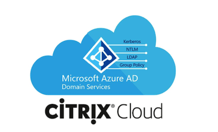 Configure Azure Active Directory Domain Services for Citrix Cloud Workspaces with the lowest Total-Cost-of-Ownership in Azure Infrastructure-as-a-Service