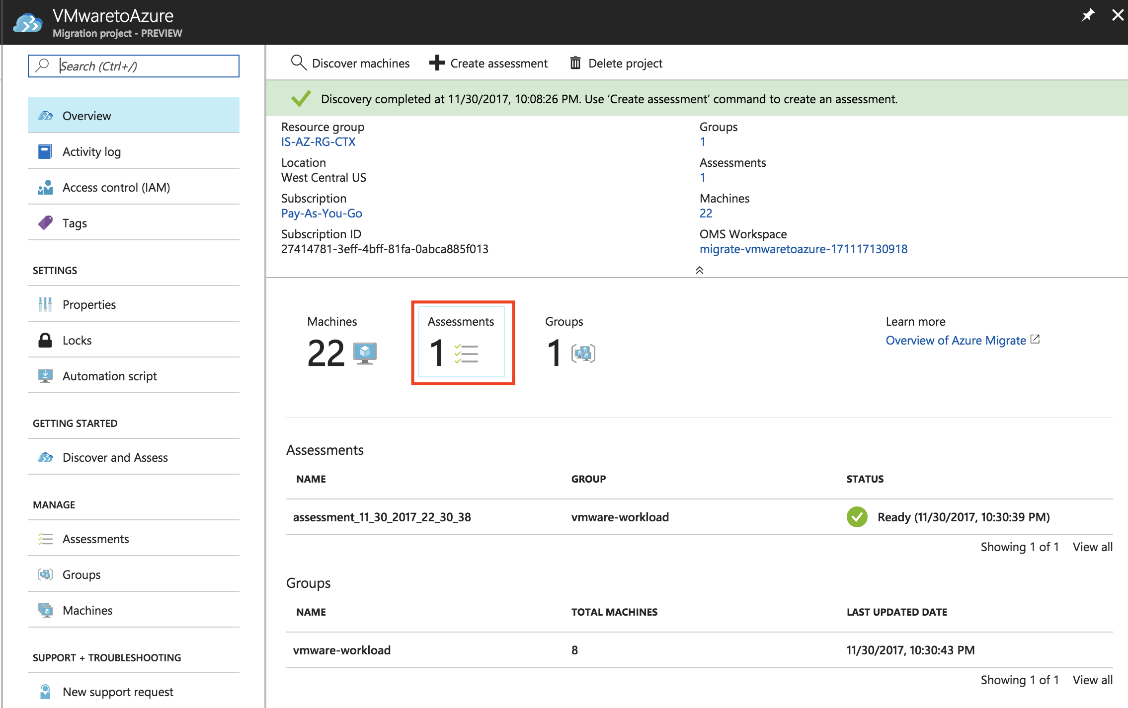 Lift-and-Shift On-Premises VMware workloads to the Microsoft