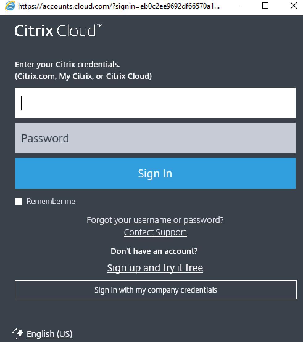 Configure Citrix Cloud – App Layering 4 x to deliver