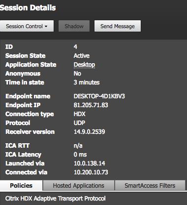Configure the Enlightened Data Transport UDP Protocol (EDT