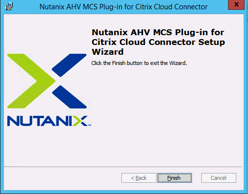 Using Citrix Cloud Virtual Apps and Desktops with Nutanix InstantOn