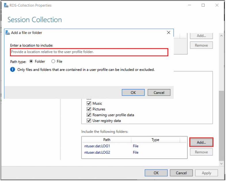 How to use Microsoft UPD and FSLogix Office 365 Containers