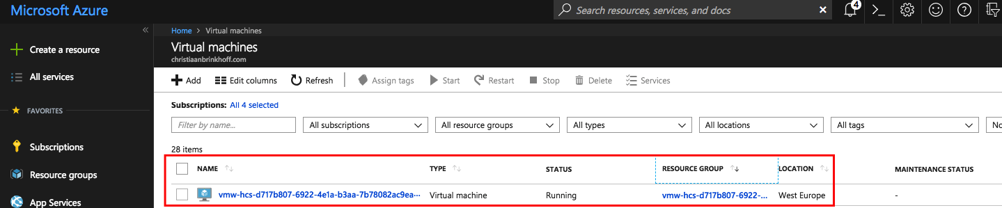 Deploy and Configure Digital Workspaces via VMware Horizon