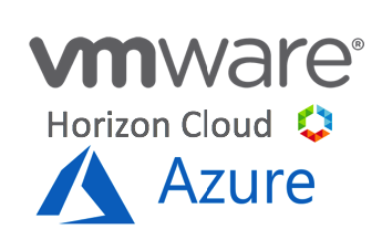 Deploy and Configure Digital Workspaces via VMware Horizon Cloud and Workspace ONE in the Microsoft Azure Cloud