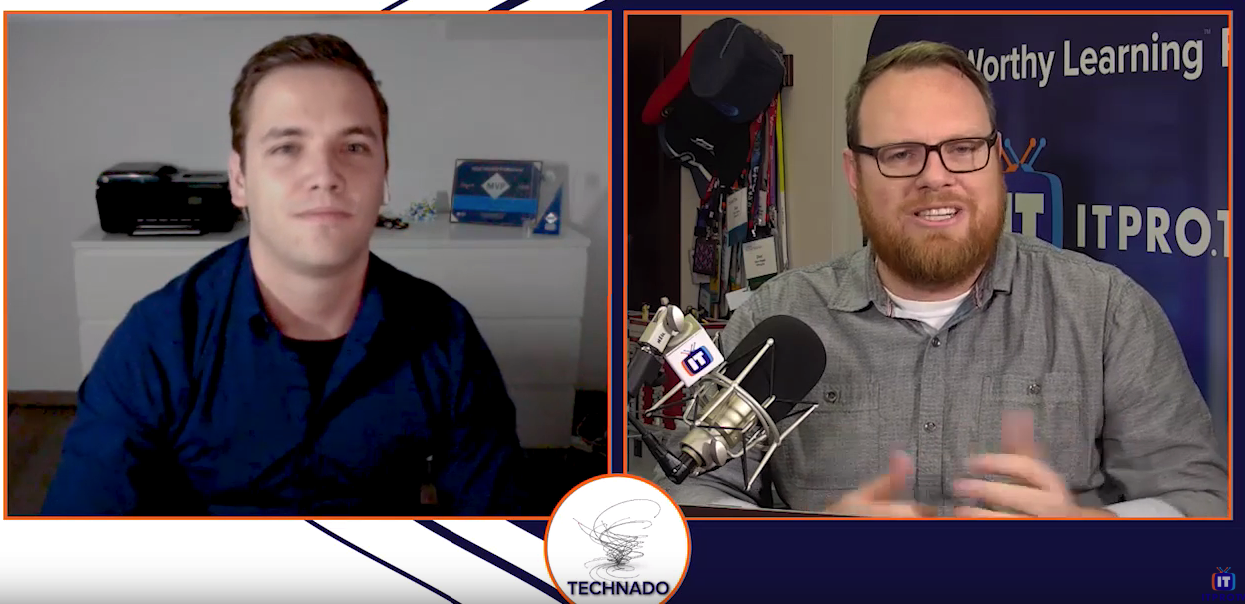 ITProTV – The Technado, Episode 86: Microsoft MVP Christiaan Brinkhoff – interview