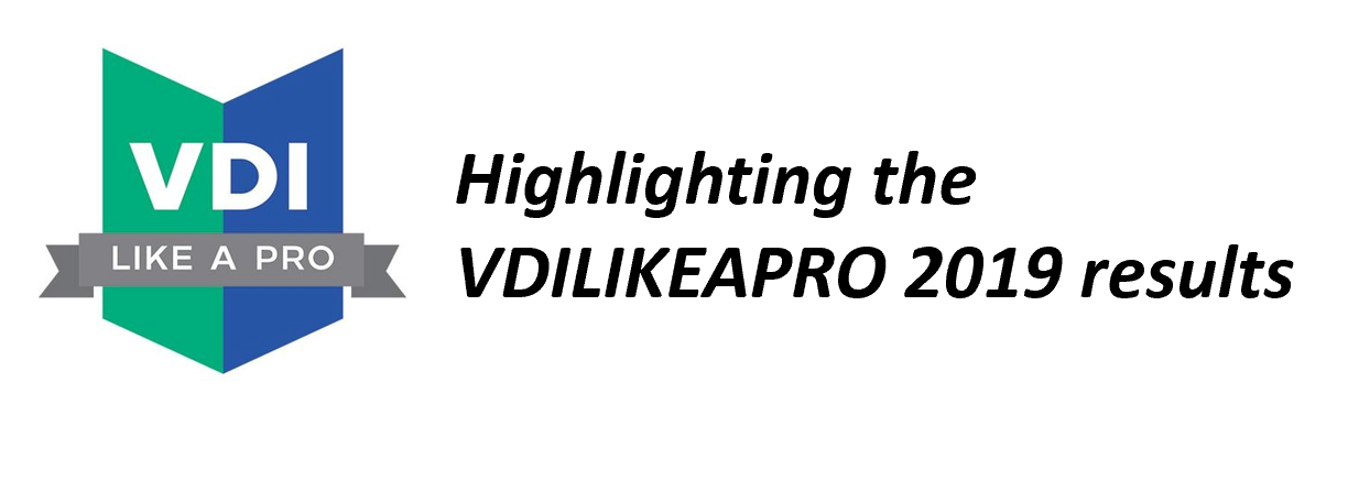 Things You Need To Know About Desktop Virtualization and Cloud from the VDILIKEAPRO: State of the Union 2019 survey
