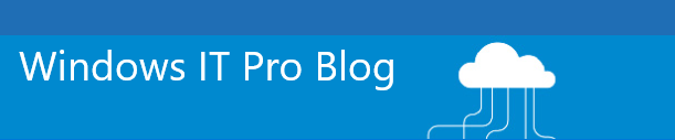 Windows IT Pro Blog – Learn To Accelerate your RDS and VDI migration to Windows Virtual Desktop
