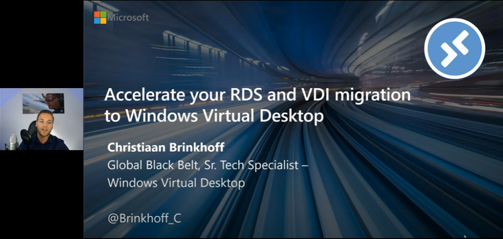 Youtube – Accelerate your RDS and VDI migration to Azure Virtual Desktop with Azure Migrate (ARM-based) – European SharePoint, Office 365 & Azure Community