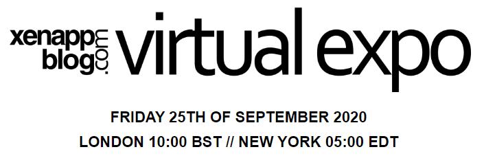 xenappblog.com – Virtual Expo 2020