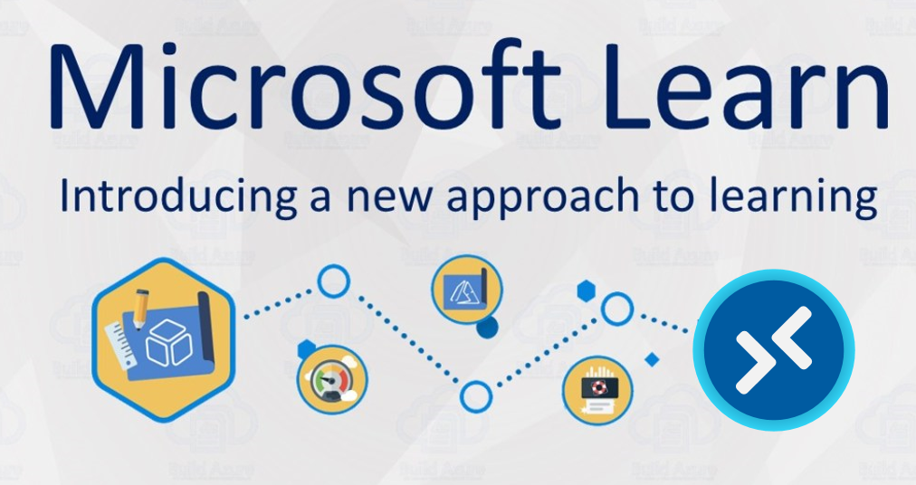 MSLearn modules – Deliver remote desktops and apps from Azure with Windows Virtual Desktop (ARM)
