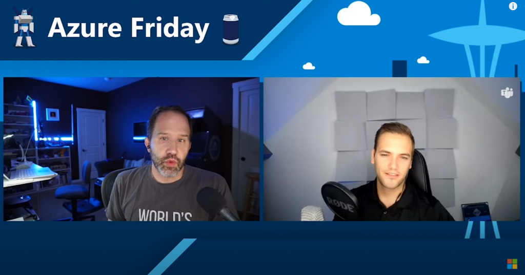 Azure Friday (Channel 9) w/ Scott Hanselman – Enabling secure remote work using Windows Virtual Desktop