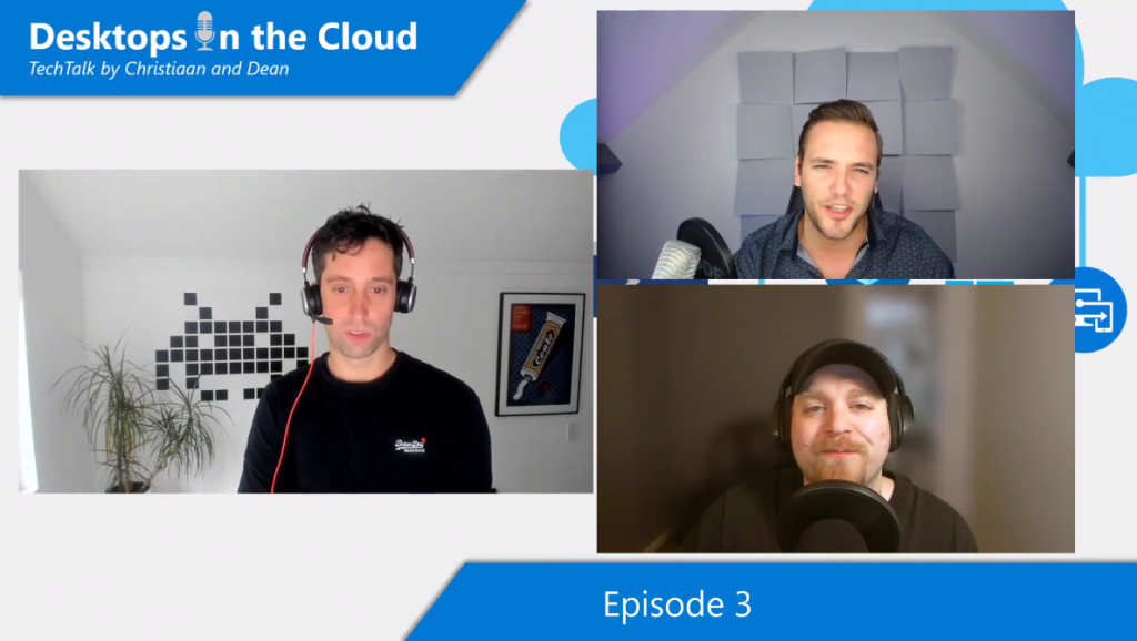 Desktops in the Cloud Episode 3: What's new from Microsoft Ignite: Windows Virtual Desktop with Pieter Wigleven, PM lead