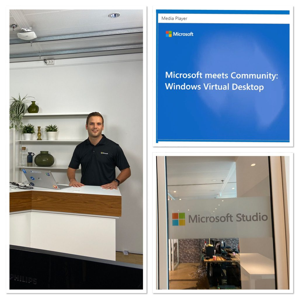 #2 Microsoft meets Community: Windows Virtual Desktop (second edition) recap and content sharing