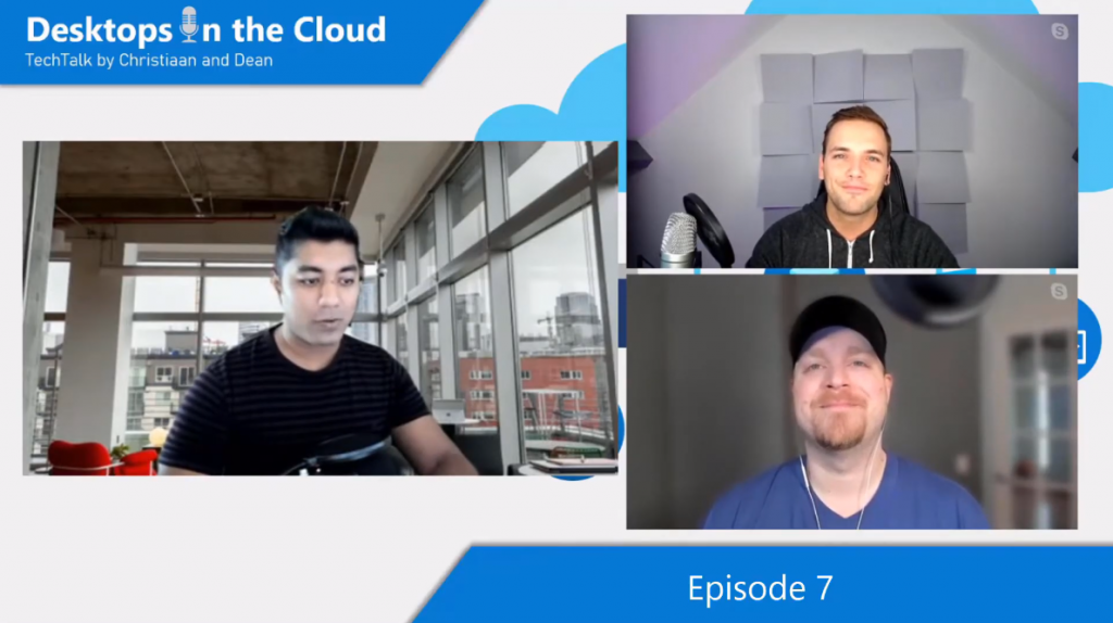 Desktops in the Cloud episode 7: User experience and clients updates with Sandeep Patnaik, WVD PM lead