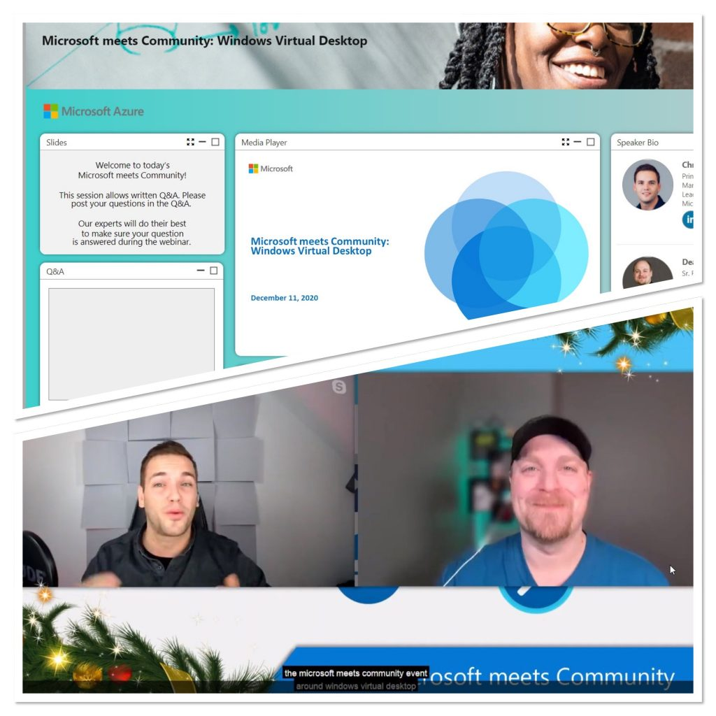 #3 Microsoft meets Community: Windows Virtual Desktop (third XXL edition) recap and content sharing