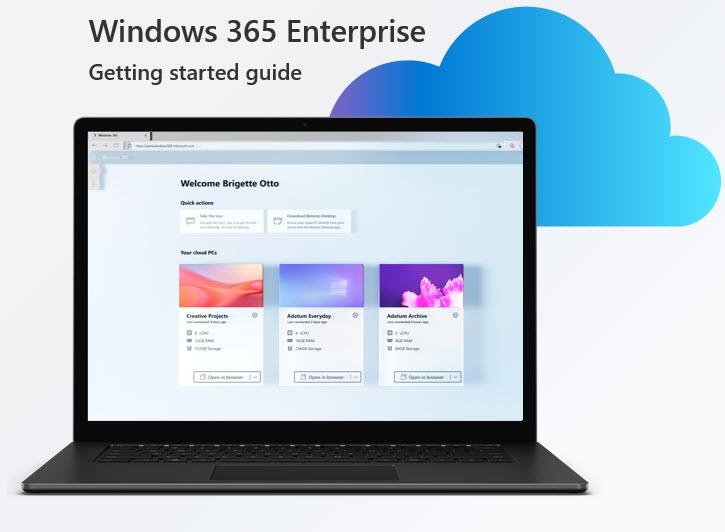 Get started with Windows 365 Enterprise – walkthrough blog